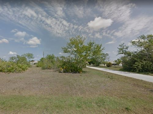 Lee County, Fl $45,000 : Cape Coral : Lee County : Florida