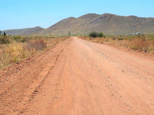 Beautiful Lot, Homes, Great Views : Sunizona : Cochise County : Arizona