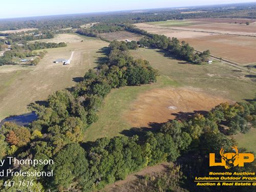 6.552 Acres Bay Hills : Bunkie : Avoyelles Parish : Louisiana