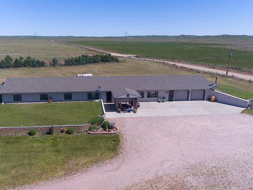 Hackamore Ranch Option 1 : Torrington : Goshen County : Wyoming