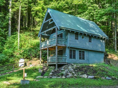 1083 Big Creek, Marshall Nc : Marshall : Madison County : North Carolina