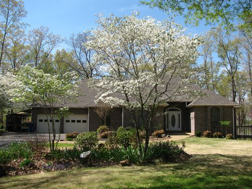 4 Bedroom Home Golf Course TN : Adamsville : Hardin County : Tennessee