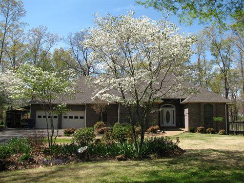 4 Bedroom Home Golf Course TN : Adamsville : Hardin County : Tennessee