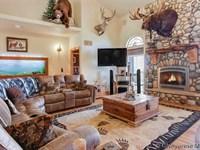 Builder's Custom Home With Wy Style : Cheyenne : Laramie County : Wyoming