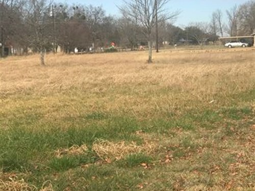 Homesite For Sale In Clarksville Tx : Clarksville : Red River County : Texas