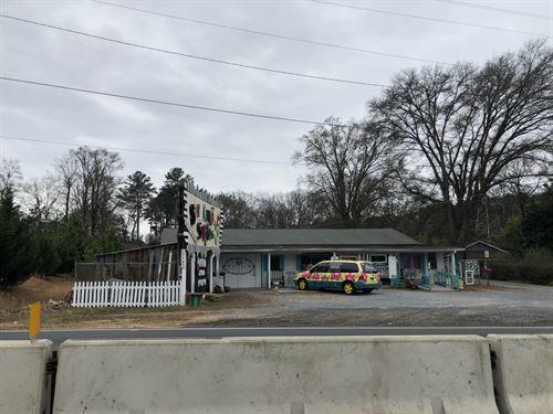 4.808 +/- Comm Acres, Bartow Co : Cartersville : Bartow County : Georgia