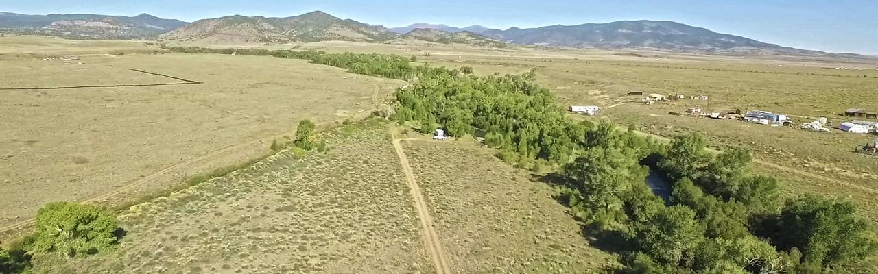Rv Or Tiny Home Lot Near River : Capulin : Conejos County : Colorado