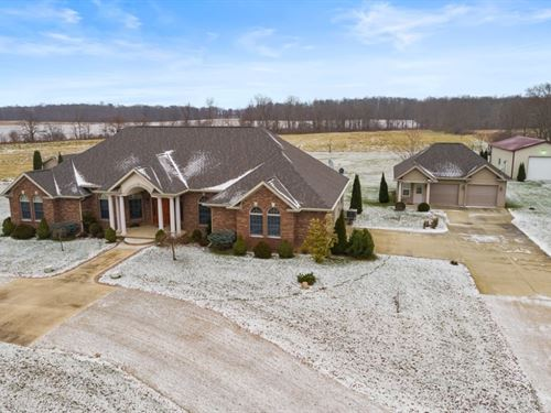 Country Home Albany, Indiana : Albany : Delaware County : Indiana