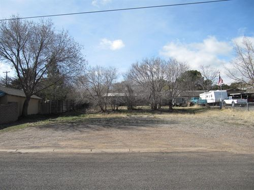 Prime Lot University Silver City : Silver City : Grant County : New Mexico