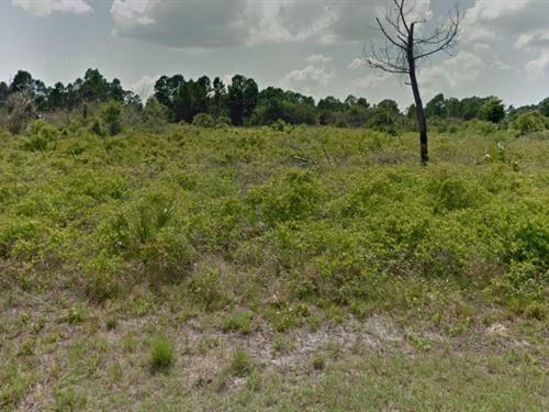 Sarasota Co, Fl .267 Ac 18K Neg : North Port : Sarasota County : Florida