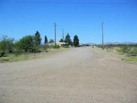 Bisbee-Douglas Nice Buildable Lot : Douglas : Cochise County : Arizona