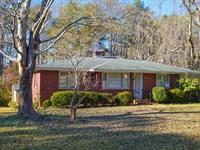 14.31 Acres With Brick House : Spartanburg : Spartanburg County : South Carolina