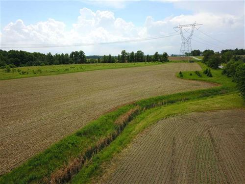 11.25 Acres Of Tillable And Future : Ossian : Wells County : Indiana