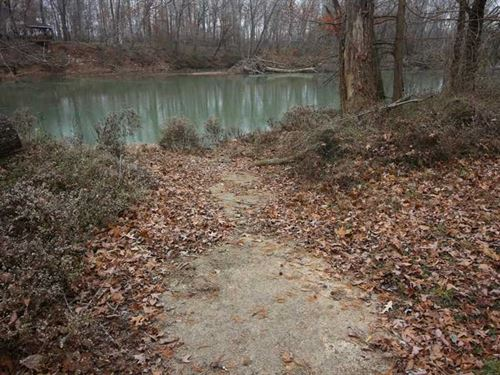 Riverfront Property For Sale 2 Acr : Poplar Bluff : Butler County : Missouri