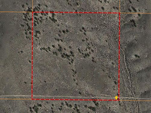 10 Acres In Elko County, Nv : Elko : Nevada
