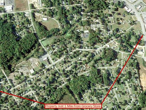 Residential Lot In Great Community : Woodruff : Spartanburg County : South Carolina