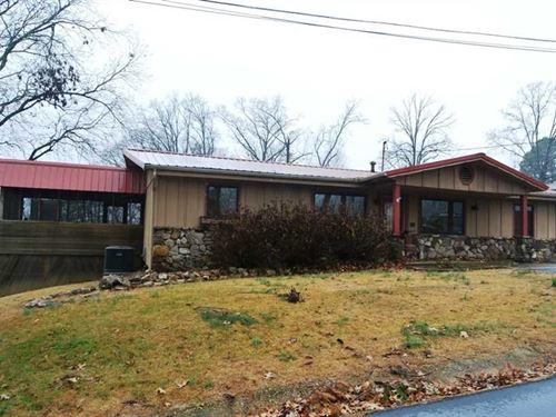Home Overlooking Wappapello Lake : Wappapello : Wayne County : Missouri