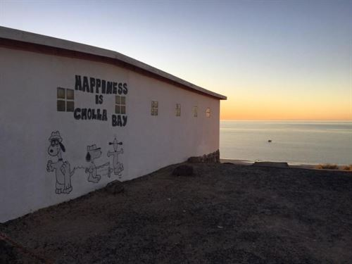 Beautiful Sea View & Beachfront : Puerto Penasco : Mexico