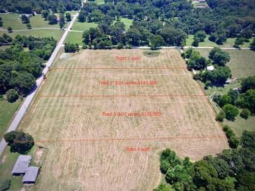 Build Your Private Estate North : Little Flock : Benton County : Arkansas