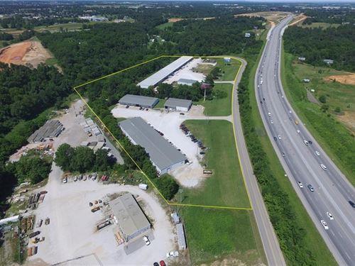 Large Commercial Rental Property : Springdale : Benton County : Arkansas