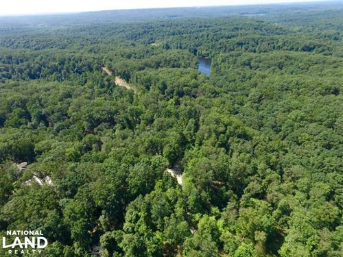 Wooded Home Site Near Downtown Brow : Nashville : Brown County : Indiana