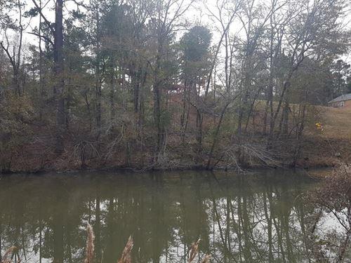 2 Lots On Water, Lake Sinclair : Eatonton : Putnam County : Georgia