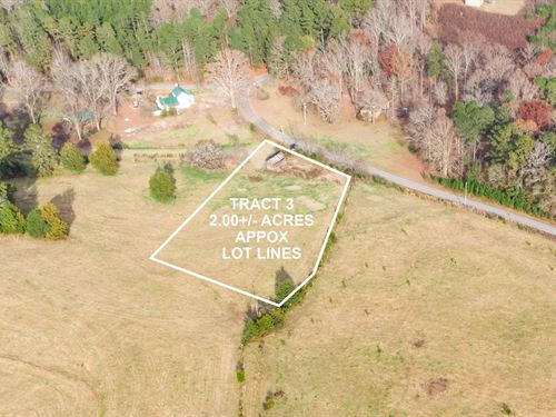 2 Acre Private Home Site : Covington : Walton County : Georgia