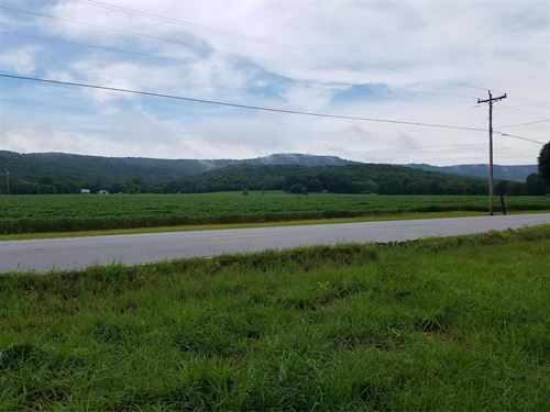 Perfect To Build A Dream Home : Pelham : Grundy County : Tennessee