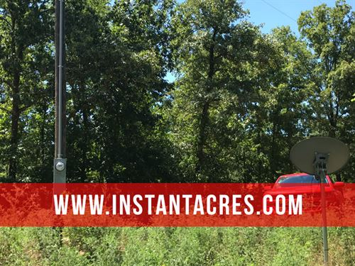 10 Acres With Power : Hartville : Wright County : Missouri