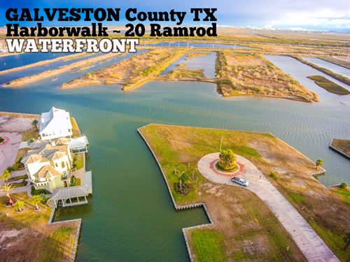 .31 Acres In Galveston County : Hitchcock : Galveston County : Texas