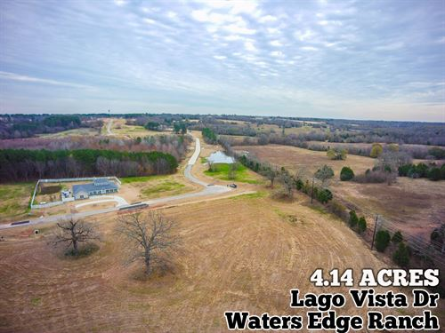 4.14 Acres In Henderson County : Athens : Henderson County : Texas