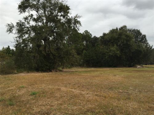 2.62 Commercial Lot 776101 : Bronson : Levy County : Florida