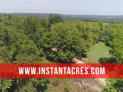 6 Acres With Power And Phone : Hartville : Wright County : Missouri