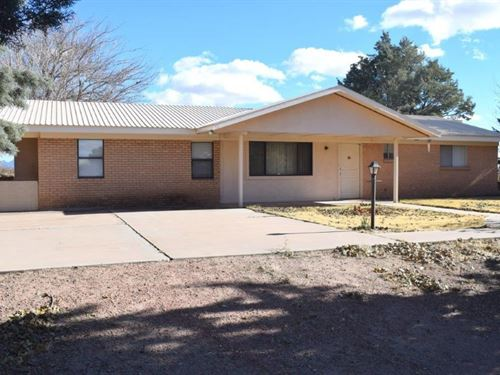 Home For Sale in Deming NM : Deming : Luna County : New Mexico