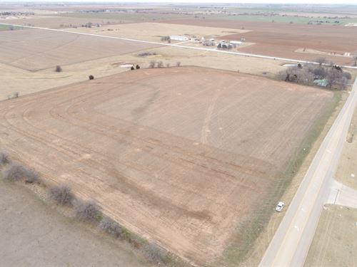 15.19 Acre Land Tract : Enid : Garfield County : Oklahoma