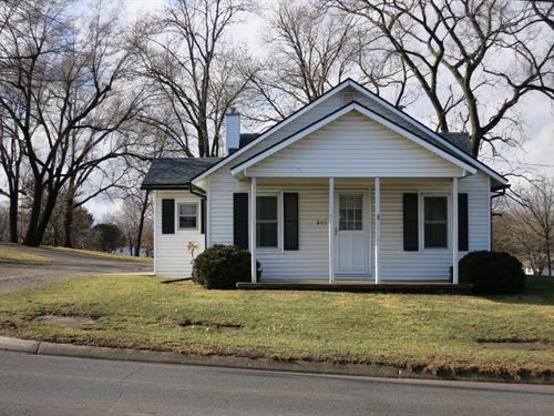 Cozy Home Acreage Bethany Missouri : Bethany : Harrison County : Missouri
