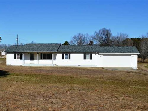 Home on 3 Acres For Sale in Butler : Poplar Bluff : Butler County : Missouri
