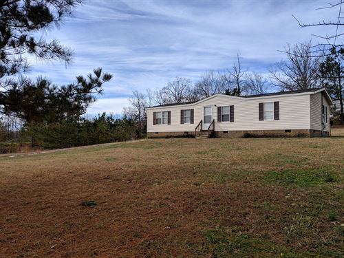 3 Bed, 2 Bath Home Over 1 Acre : Lyles : Hickman County : Tennessee