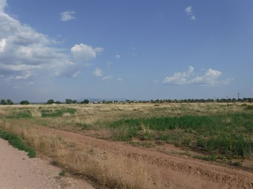 Land With Room For Horses And Crops : Paulden : Yavapai County : Arizona