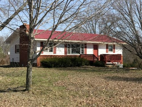Recently Remodeled 4 Bedroom Home : Willow Springs : Howell County : Missouri