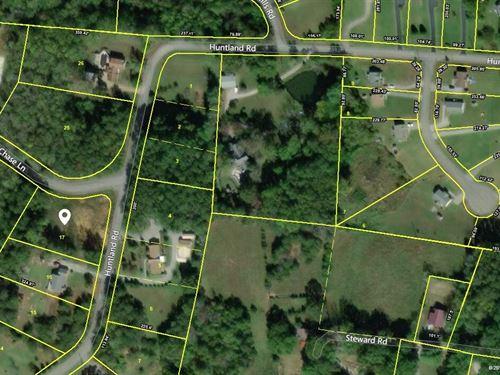 Building Lot/Huntland Sub/Putnam : Cookeville : Putnam County : Tennessee