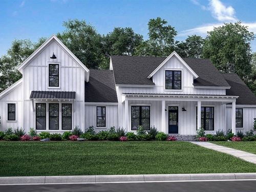 New Modern Farm House Union : Waxhaw : Union County : North Carolina