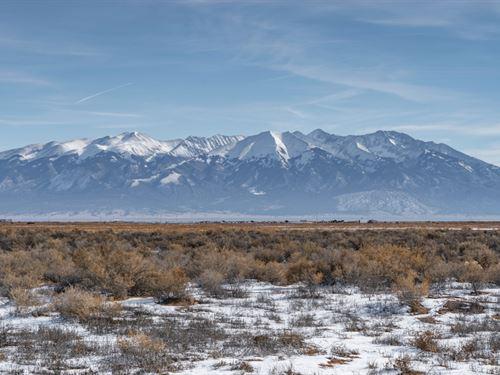 Ranch W Electricity & Rd Frontage : Alamosa : Colorado