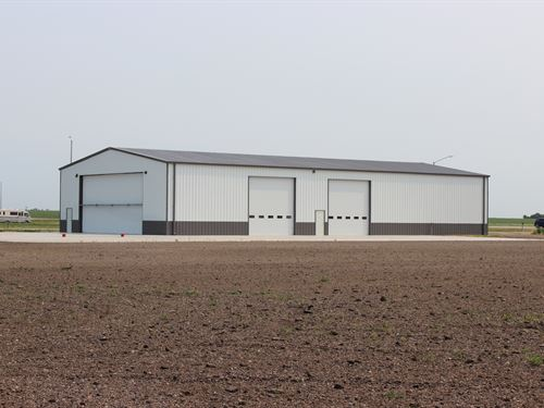 Imperial Commercial Building : Imperial : Chase County : Nebraska
