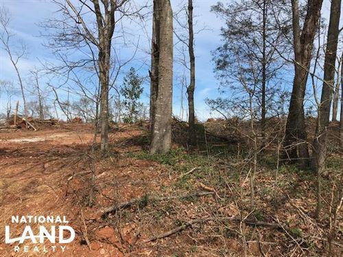 10 Acres Near Lake Hartwell : Hartwell : Hart County : Georgia