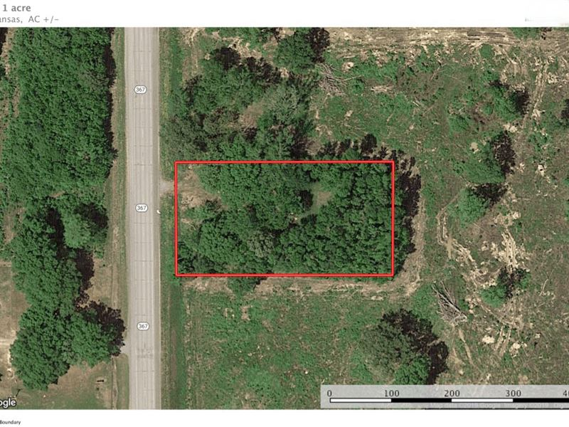 Commercial Lot Near Searcy Arkansas : Lot for Sale : Searcy : White County  : Arkansas