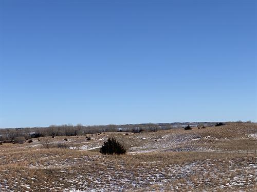 High Ridge, F Calamus Reservoir : Burwell : Loup County : Nebraska