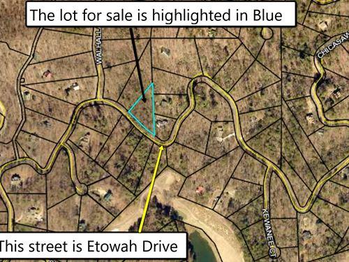 Great Deal In Buckhorn Estates : Ellijay : Gilmer County : Georgia