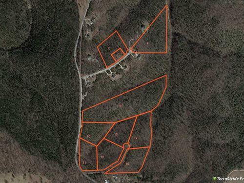 Lot 2, Homewood Estates : Kirbyville : Taney County : Missouri