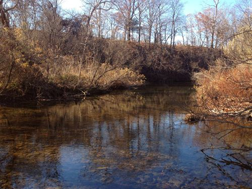 7 Acres On James River : Marshfield : Webster County : Missouri